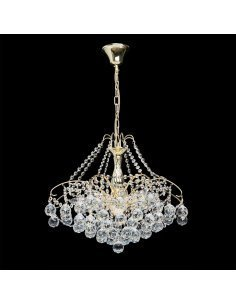 Lustre ALZONNE collection Crystal - par MW-LIGHT