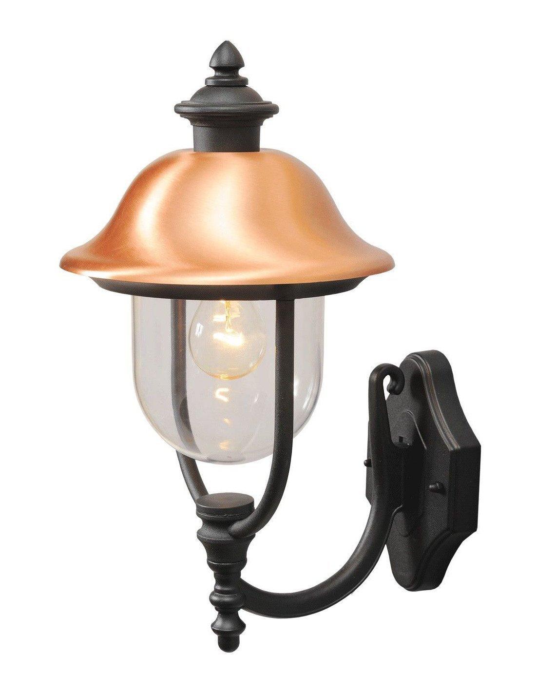 Cudworth StreetMw Extérieure Light Applique Collection Noir TK1cFJl
