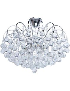 Lustre AMAREINS collection Crystal - par MW-LIGHT