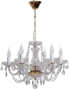 Lustre AMAZY collection Crystal - par MW-LIGHT