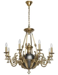 Lustre AIGALIERS collection Classic - par Chiaro