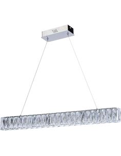 Suspension AMBIERLE collection Crystal - par Chiaro