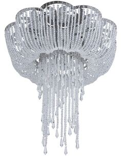 Plafonnier AMBLAINVILLE collection Crystal - par Chiaro