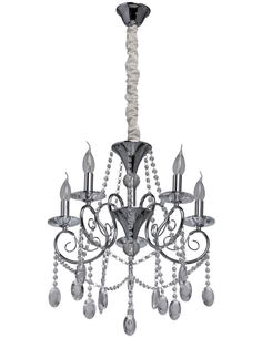 Suspension AMBON collection Crystal - par MW-LIGHT