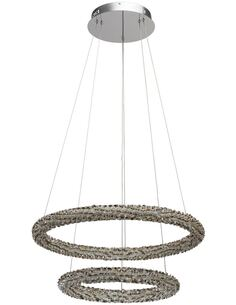 Suspension AMENUCOURT collection Crystal - par Chiaro