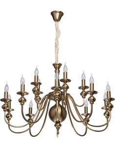 Suspension collection Neoclassic 614010715 Laiton - par MW-LIGHT