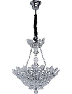 Suspension AMFREVILLE-LES-CHAMPS collection Crystal - par Chiaro