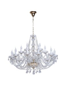 Lustre AMBAX collection Crystal - par MW-LIGHT