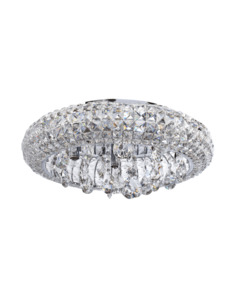 Plafonnier ALLOUAGNE collection Crystal - par MW-LIGHT