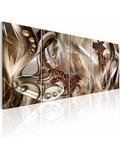 Tableau XXL Elegant Shells Modernes Artgeist