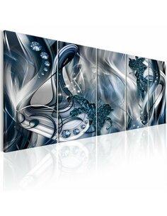 Tableau BLUE GLOW - par Artgeist