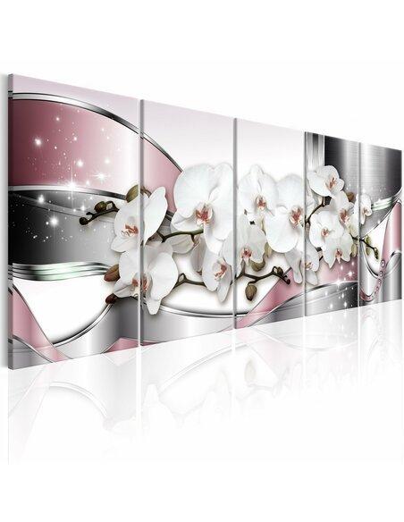 Tableau SHINY ORCHIDS - par Artgeist