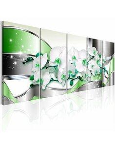 Tableau GREEN PATH - par Artgeist