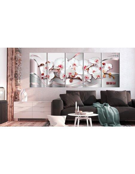 Tableau WONDERFUL ORCHIDS - par Artgeist