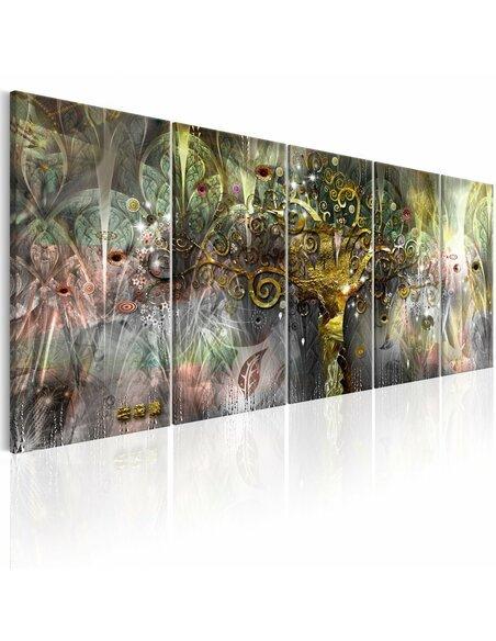 Tableau FAIRYTALE TREE I - par Artgeist
