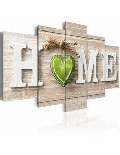 Tableau HOME: DOMESTIC MELODY - par Artgeist
