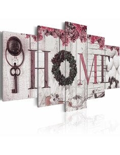 Tableau HOUSE OF MEMORIES - par Artgeist