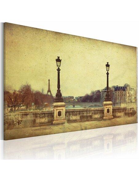Tableau PARIS LA VILLE DES RÊVES - par Artgeist