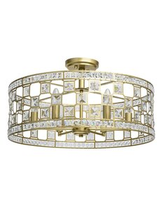 Plafonnier MW-LIGHT collection Classic 121011606 Or Plafonniers MW-LIGHT