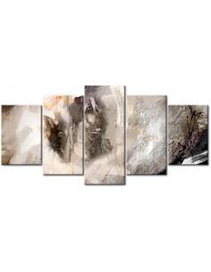 Tableau - 5 tableaux - Gaze of an Artist Modernes Artgeist