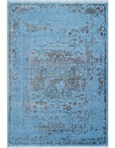 Tapis GALAPAGOS Bleu DOT - par Arte Espina