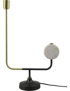 Lampe de table CARLISSA 287 Blanc - par Arte Espina