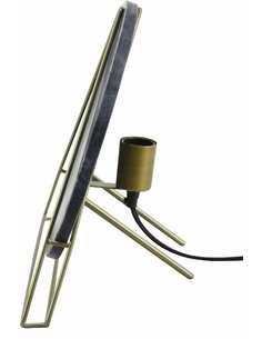 Lampe de table CARMIE 287 Marbre Noir - par Arte Espina