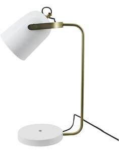 Lampe de table CAROLINE 287 Blanc - par Arte Espina