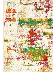 Tapis tufté à la main MOVE 4440 Multicolore GRAU - par Arte Espina