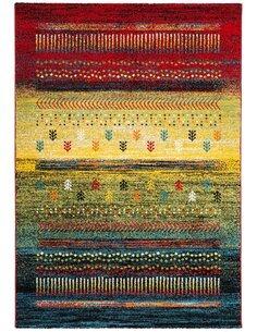Tapis tissé CASTARA 252 Multicolore - par Arte Espina