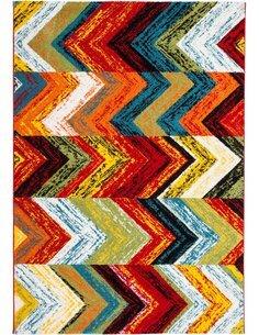 Tapis tissé CASTARA 249 Multicolore - par Arte Espina