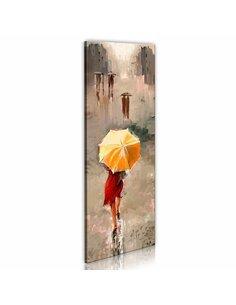 Tableau BEAUTY IN THE RAIN - par Artgeist