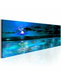 Tableau saphir océan Mer Artgeist
