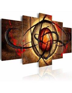 Tableau Secret Eye II Modernes Artgeist
