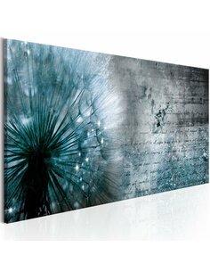 Tableau BLUE DANDELION - par Artgeist