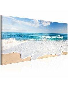 Tableau BEACH ON CAPTIVA ISLAND - par Artgeist