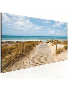Tableau WINDY BEACH - par Artgeist