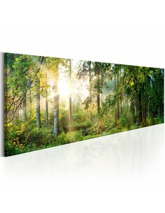 Tableau FOREST SHELTER - par Artgeist