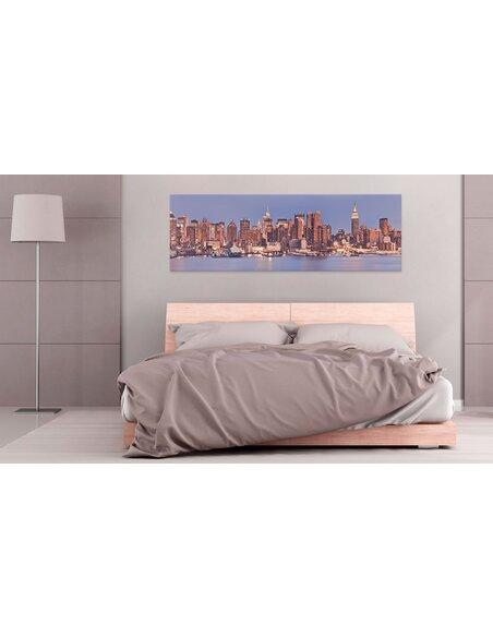 «Tableau NY NOCTURNE CITY - par Artgeist