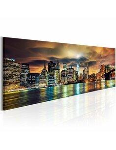 Tableau NEW YORK SKY - par Artgeist