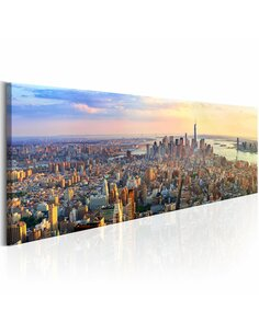 Tableau NEW YORK PANORAMA - par Artgeist