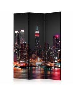 Paravent 3 volets INSOMNIA IN NEW YORK - par Artgeist