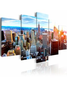 Tableau NEW YORK SUNRISE - par Artgeist
