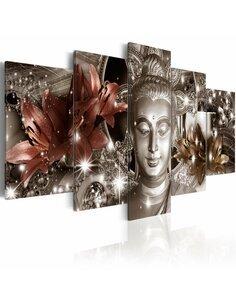 Tableau Bijou de méditation Zen Artgeist