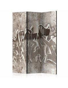 Paravent 3 volets GRAFFITI - par Artgeist