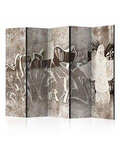 Paravent 5 volets GRAFFITI II - par Artgeist
