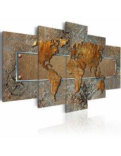 Tableau EXTRAORDINARY WORLD - par Artgeist