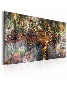 Tableau GOLD TREE - par Artgeist