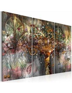 Tableau GOLDEN TREE I - par Artgeist