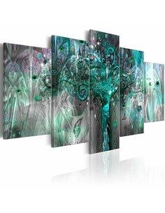 Tableau TREE OF THE FUTURE II - par Artgeist